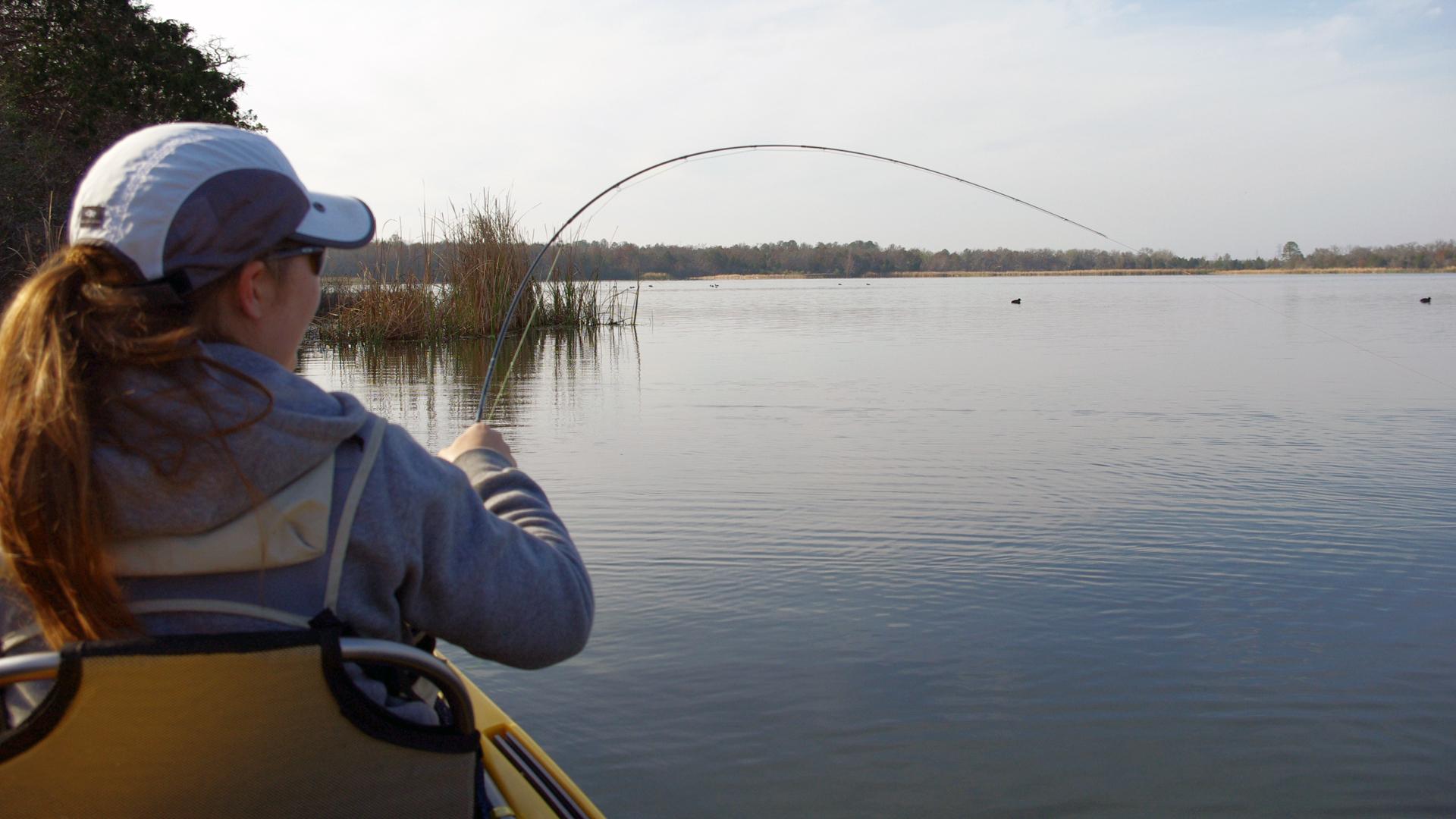Ultralight fly fishing the doom magnet for Ultralight fly fishing
