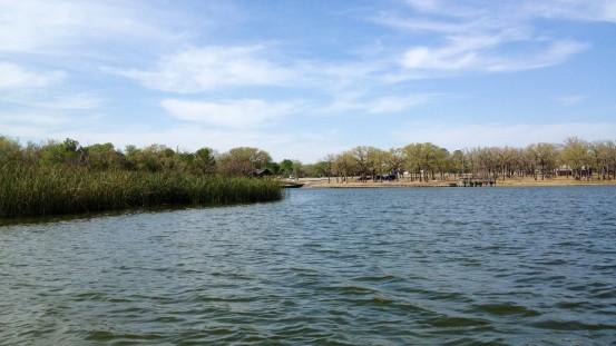 N Shore Lake Bastrop